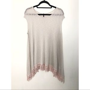 Emma Rose Embroidered Tunic
